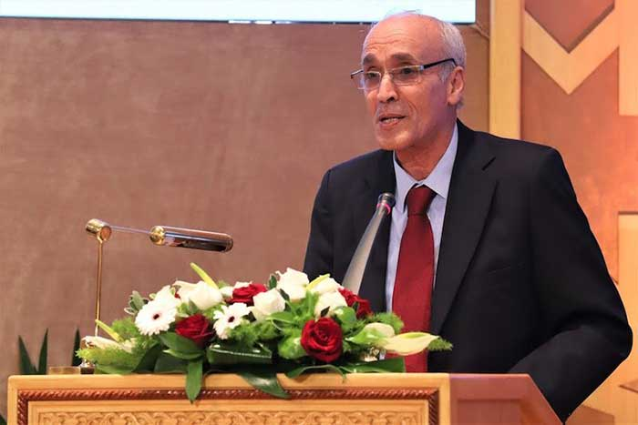 تنصيب الاستاذ محمد كنبيب على رأس المعهد الملكي للبحث في تاريخ